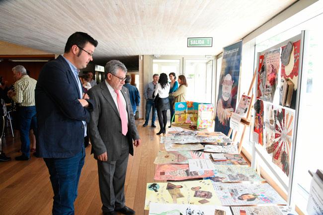 Más de 1.000 escolares han participado en el concurso 'Cervantes into English', que fusiona las figuras y las obras de Cervantes y Shakespeare