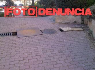 FD: Estado de las calles del barrio Fuente del Oro