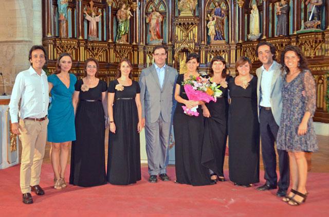 Beteta acoge una nueva del Festival de Música de la Serranía de Cuenca