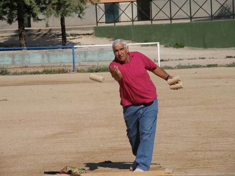 Huete acogió el Competición Provincial de Juegos y Deportes Tradicionales. Campeonato Provincial de Billa