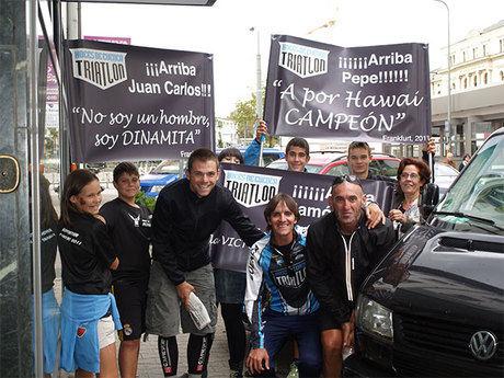 Un nuevo reto IRONMAN conseguido por el Club Triatlón Hoces de Cuenca