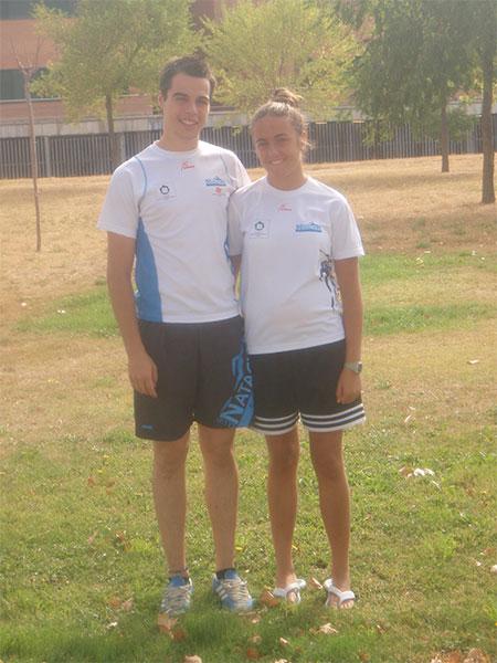 El C.N. Cuenca en XXXIII  edición del Campeonato de España Infantil de Natación de Verano