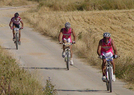 Claro dominio del Gimnasio Sun Sport en Villarejo de la Peñuela