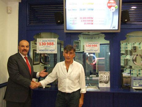 El sorteo de La Primitiva deja en Cuenca un premio de 130.988€