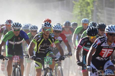 232 corredores participaron en la pureaba de MTB de Casasimarro