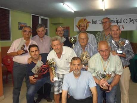Julián Antonio Mora gana el open de San Julián de Billar a Tres Bandas