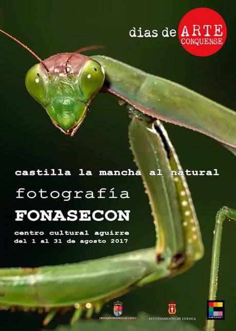 El Centro Cultural Aguirre acoge una exposición fotográfica sobre los espacios naturales de Castilla-La Mancha