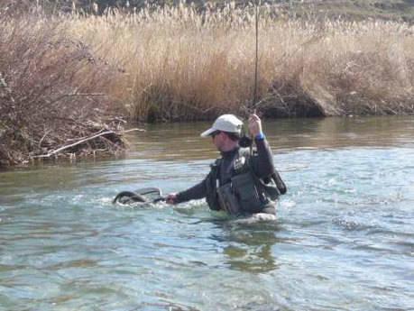 Se ofertan seis cursos gratuitos para los aficionados a la pesca fluvial