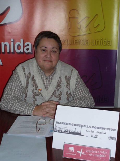 Izquierda Unida de Cuenca contra el pacto de pensiones