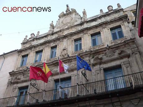 EL PSOE gana la alcaldía de Cuenca con 12.828 votos y el 43,79%