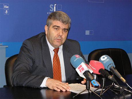 """Bustos: """"Cospedal critica el plan de ajuste de C-LM porque es bueno para los ciudadanos y eso perjudica al PP"""""""