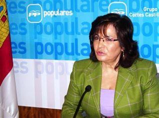 """Riolobos exige a Page que """"condene y desautorice los deseos contra la integridad física, vertidos por la ex alcaldesa de Las Pedroñeras contra la presidenta Cospedal"""""""