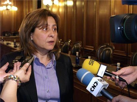"""Carmen Torralba: """"Los procesos selectivos cumplen rigurosamente la legalidad"""""""
