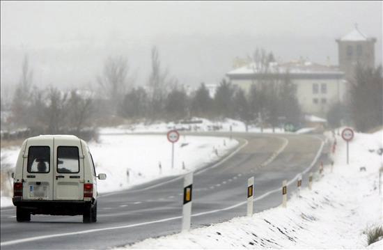 Posibilidad de nieve en las sierras del sur