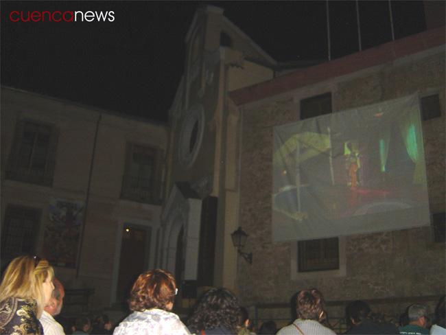'Tres Estaciones' se proyecta en 'Cine bajo las estrellas'
