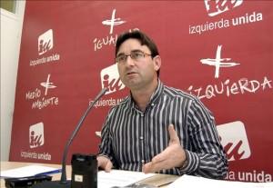 IU Castilla-La Mancha contra la privatización de los servicios públicos y el copago en sanidad