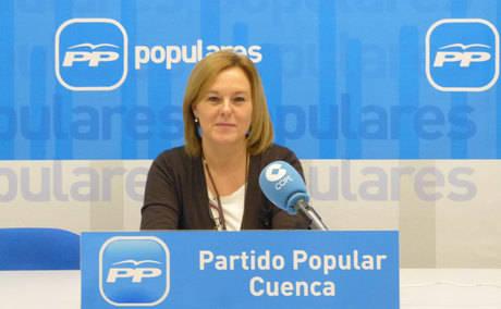 """García afirma que el Gobierno de Rajoy está """"devolviendo a España la seriedad, la credibilidad y la solvencia"""" perdidas en los últimos años"""
