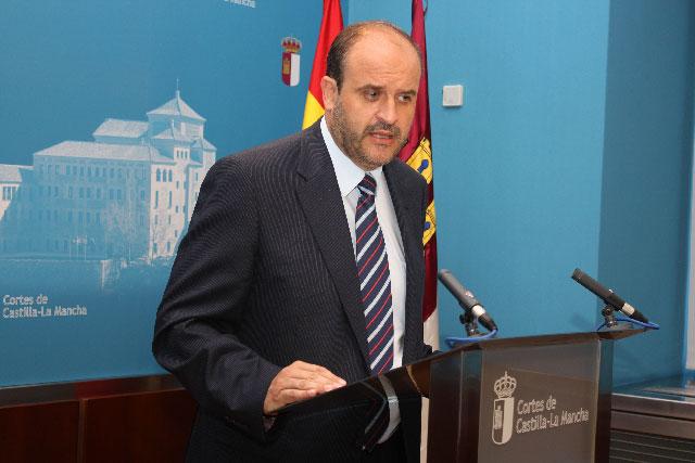 """Guijarro: """"En Castilla-La Mancha tenemos muy claro que la Sanidad y la Educación han mejorado mucho cuando se han gestionado aquí"""""""