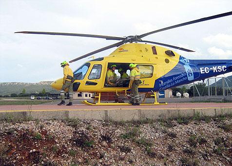Una patrulla nocturna y un tercer helicóptero son las principales novedades de la Campaña de Incendios 2017 en la provincia