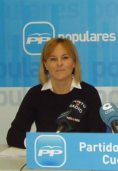 """García: """"Los ciudadanos saben que el PP es el único partido capaz de superar la crisis y de devolver a Castilla-La Mancha la imagen que se merece'"""