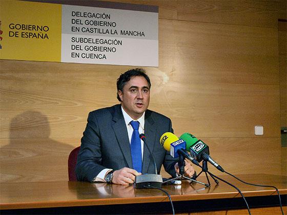 Mariscal presenta los Presupuestos Generales del Estado 2012 para Cuenca