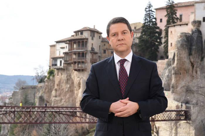 García-Page suscribe en Cuenca el III Acuerdo por la Estabilidad en el Empleo de la región con los sindicatos CCOO y UGT