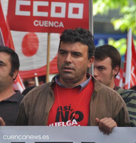 CCOO plantea al alcalde de Cuenca priorizar el empleo y la reactivación económica en la capital conquense