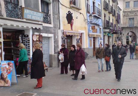 Castilla-La Mancha se confirma como destino para las pernoctaciones de los viajeros extranjeros