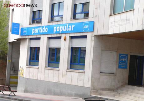 El Partido Popular de Cuenca niega presión alguna sobre Pulido para la dimisión del asesor de Desarrollo Local