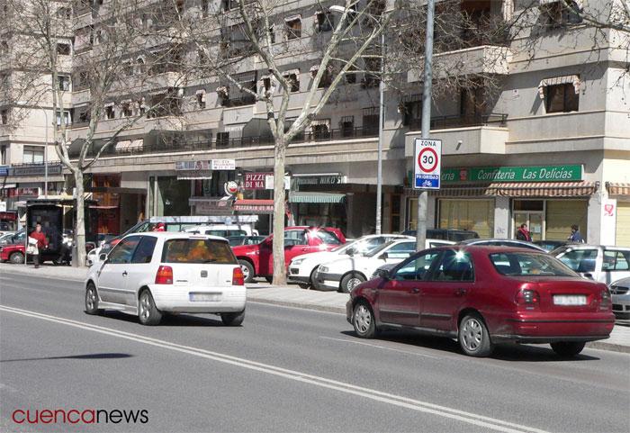 Desde la puesta en marcha del carné por puntos los fallecidos por accidente de tráfico han descendido en Cuenca un 76,8%