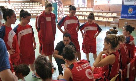 El CB Cuenca Femenino recupera su buen juego (84-57)