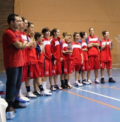 Un buen C.B. Cuenca Femenino no consigue la Copa Igualdad.