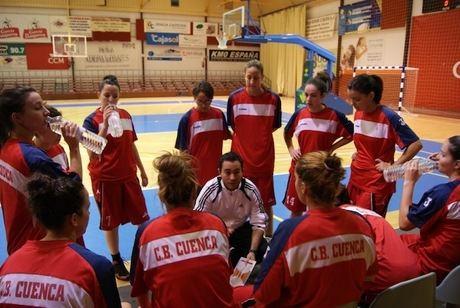 El C.B. Cuenca femenino recupera su buen juego frente al grupo 76 Al-kasar (66-45)