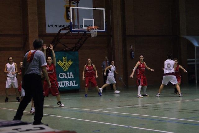 Primera derrota del CB Cuenca Femenino en casa (44-54)