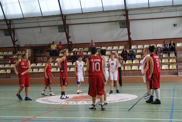 Sufrida victoria del CB Cuenca femenino en la cancha del Villarrobledo (44-56)