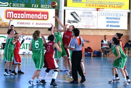 Victoria importante del CB Cuenca Femenino frente al Cátedra 70 (57-60)