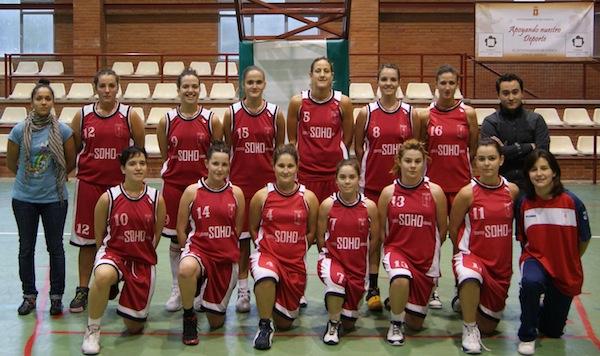 El C.B. Cuenca femenino no pudo con la pareja arbitral (52-47)