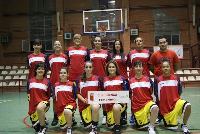 El escaso banquillo le pasa factura al CB Cuenca Femenino (64-61)