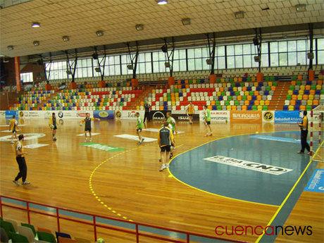 El Ciudad Encantada juega mañana un amistoso con el HC Minsk