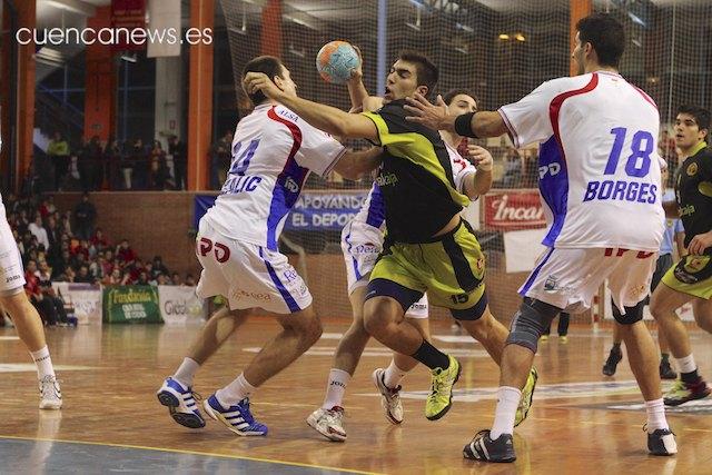 Juanjo Fernández vuelve en Cuenca a la pista donde 'creció' como jugador