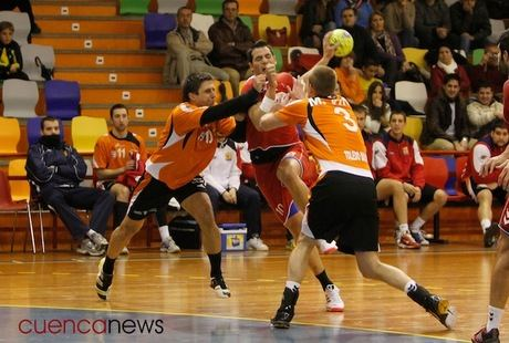 Regreso a la competición liguera del Cuenca en Guadalajara (18:00)