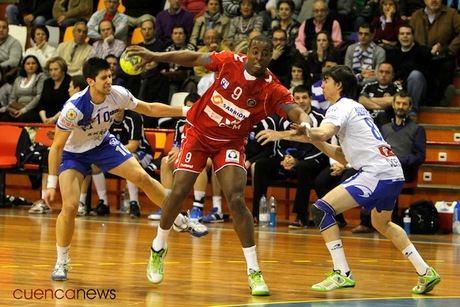 El Cuenca obtiene la victoria frente al  Amaya Sport (28-24)