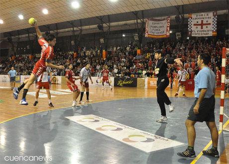 La octava posición en juego entre Naturhouse y Cuenca (20:00)