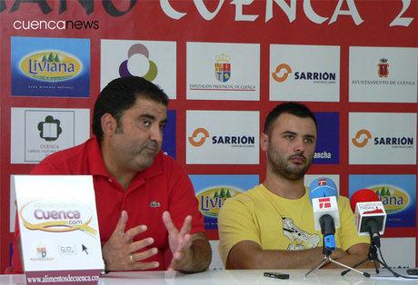 Evaristo Cañas abandona el Cuenca y firma como director general del Toledo B.M.