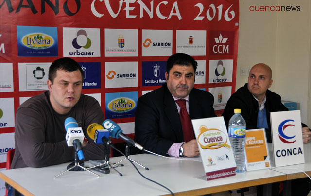 Grosas  abandona la disciplina del Cuenca  para fichar por el Meshkov Brest