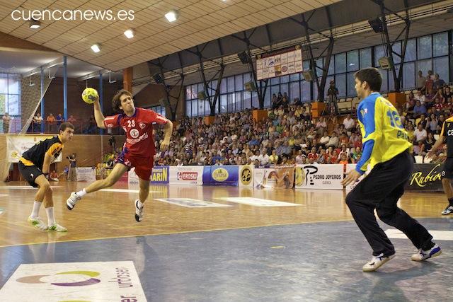 Tres de tres para el Ciudad Encantada, gracias a la victoria sobre Caja3 Aragón (34-30)