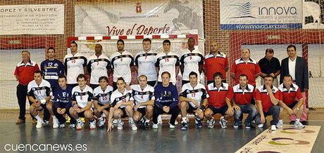 El Ciudad Encantada cede la primera derrota de la temporada frente al Amaya Sport (29-24)