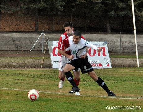 El Conquense espera prolongar su buena racha frente al Guadalajara