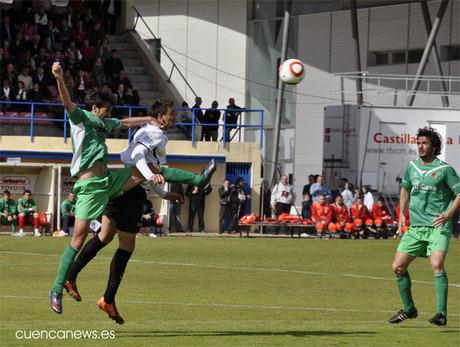 El Conquense afronta un partido definitivo frente al Getafe  B (17:00)