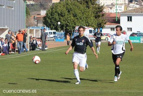 Reparto de puntos entre Conquense y Castilla (2-2)